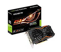 GIGABYTE GEFORCE GTX 1050TI G1GAMING 4GB