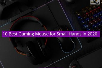 10 Best Gaming Mouse for Small Hands in 2020