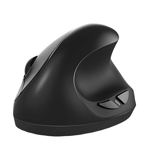 Jelly Comb Wireless Vertical Mouse