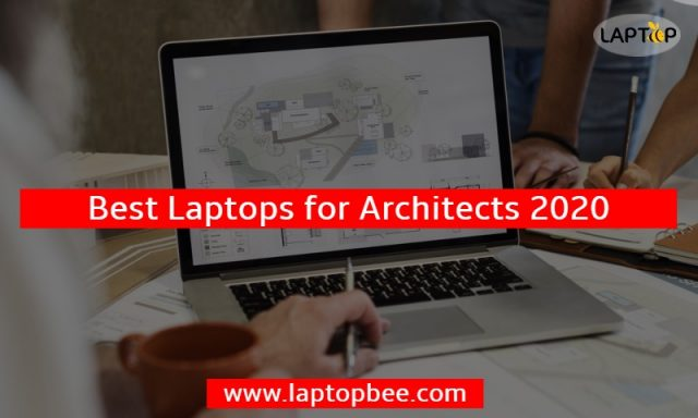 Laptops for Architects