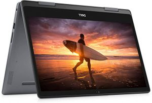 Dell Inspiron 14 5481, 2 in 1 convertible Touchscreen Laptop