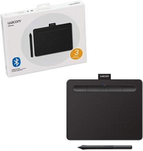 Wacom Intuos Wireless Graphics Drawing Tablet