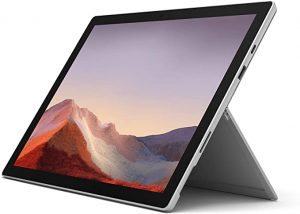 """Microsoft Surface Pro 7 – 12.3"""" Touch-Screen"""