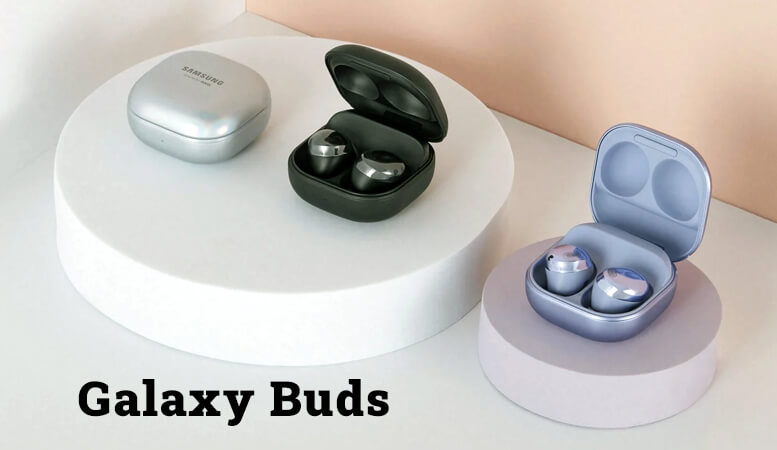 how to connect galaxy buds to laptop or pc
